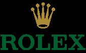 Logo main sponsor Rolex