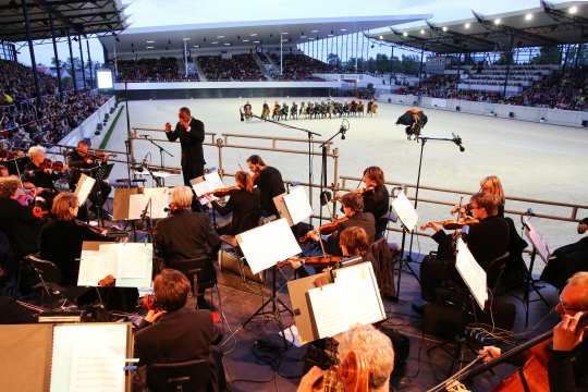 Horse and Symphony 2015. © CHIO Aachen/Andreas Steindl