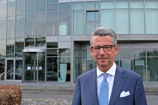 (Foto: CHIO Aachen) Ulrich Grillo, neues Beiratsmitglied des Aachen-Laurensberger Rennvereins e.V. (ALRV)