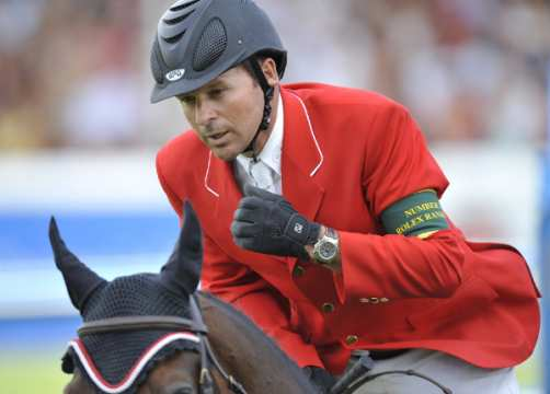 ERIC LAMAZE CAN riding HICKSTEAD