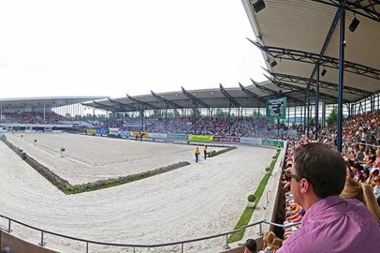 Foto: CHIO Aachen/Andreas Steindl
