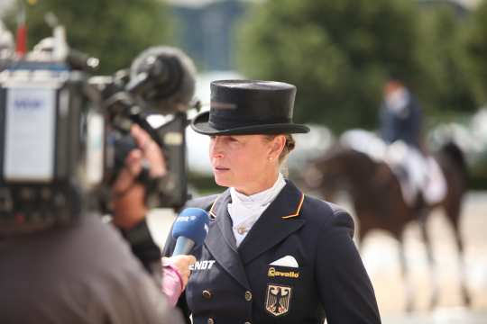 Live broadcasts Photo: CHIO Aachen / Michael Strauch