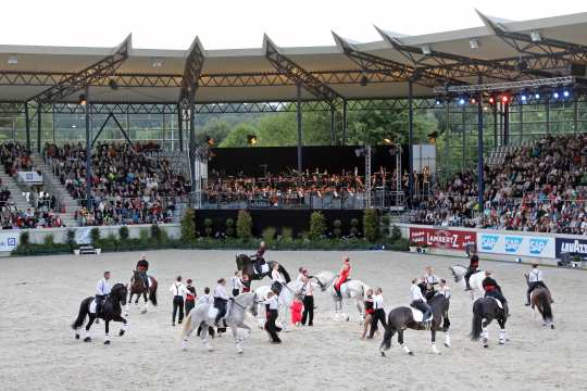 Horse & Symphony Photo: CHIO Aachen / Andreas Steindl